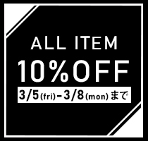 ALL 10% OFF