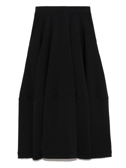 コクーン カットスカート(BLK-0)
