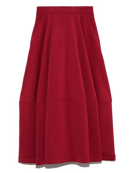 コクーン カットスカート(RED-0)