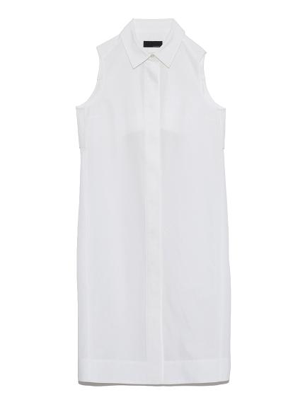 バックショートシャツ(WHT-F)