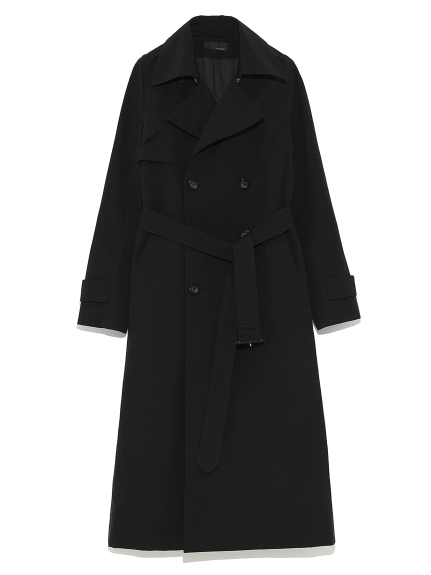 Trench coat(BLK-F)