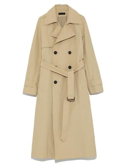 Trench coat(BEG-F)