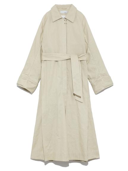 ドレス ステンカラーコート