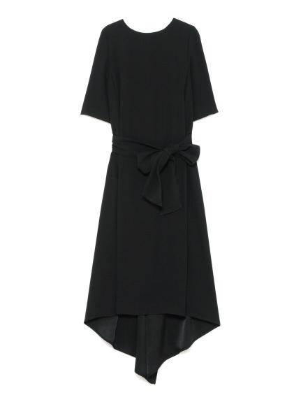 ボックスカットドレス