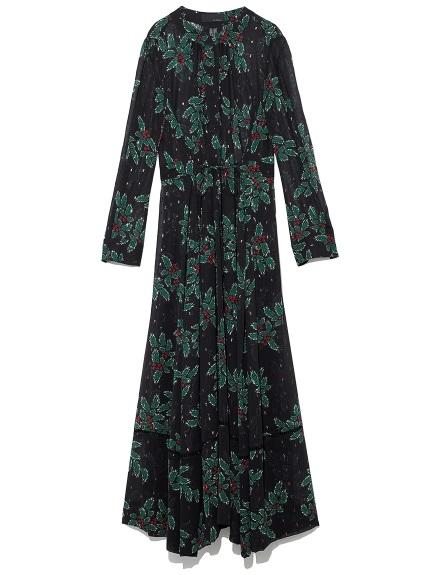 カフタン ロングドレス