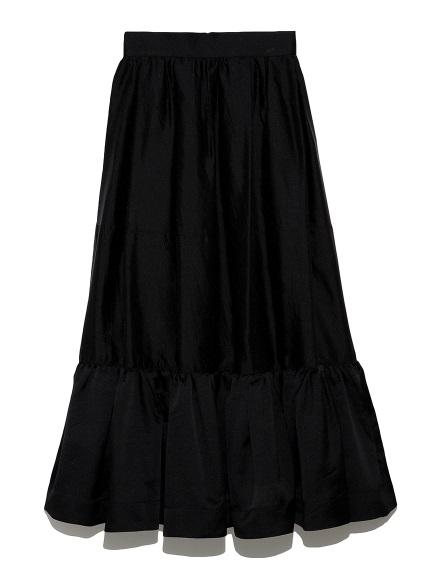 オーガンザ ドレススカート
