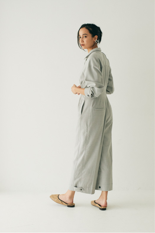 Stay Home Style Jumpsuit