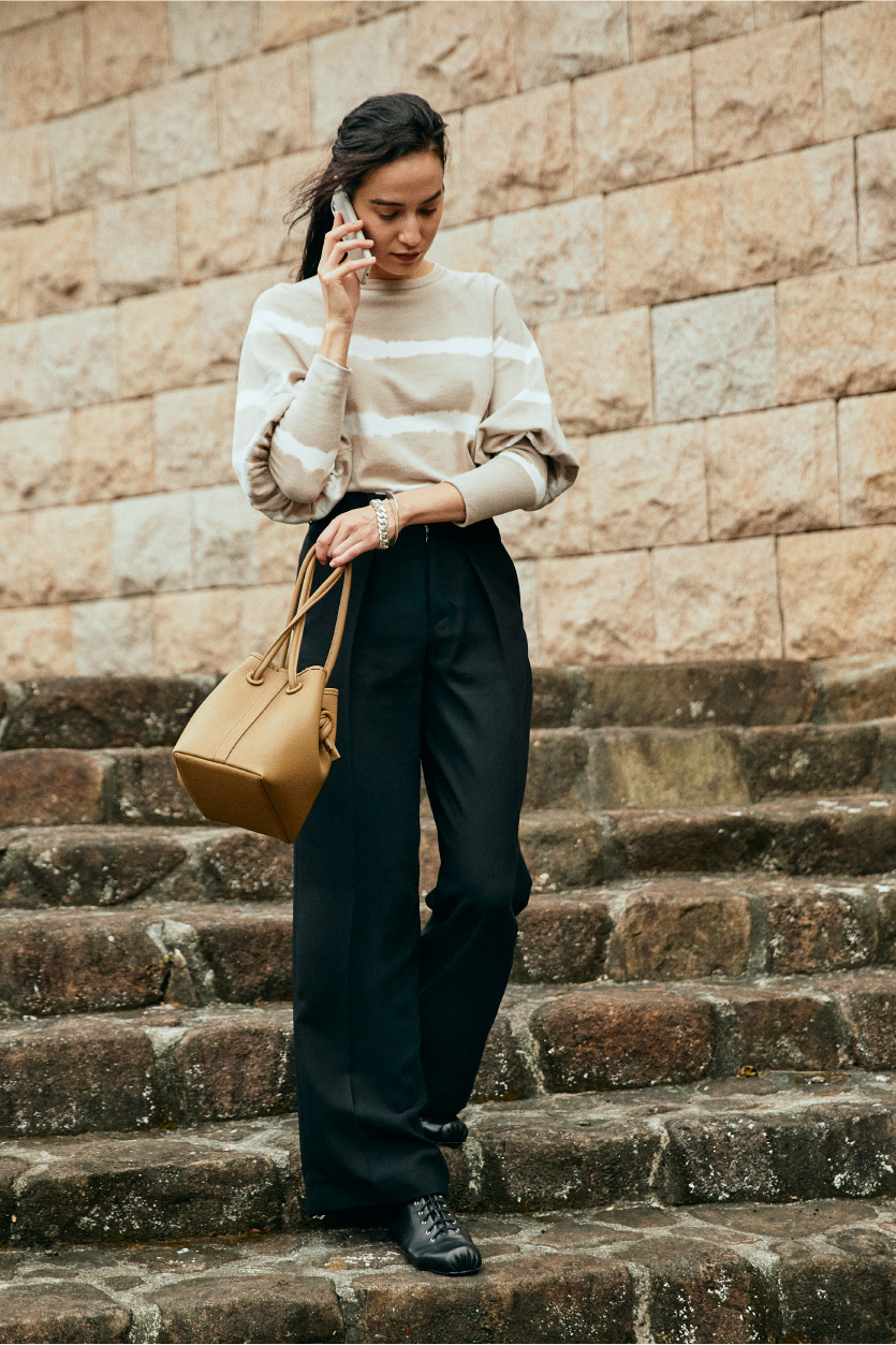 Go Out Style Long T-shirt