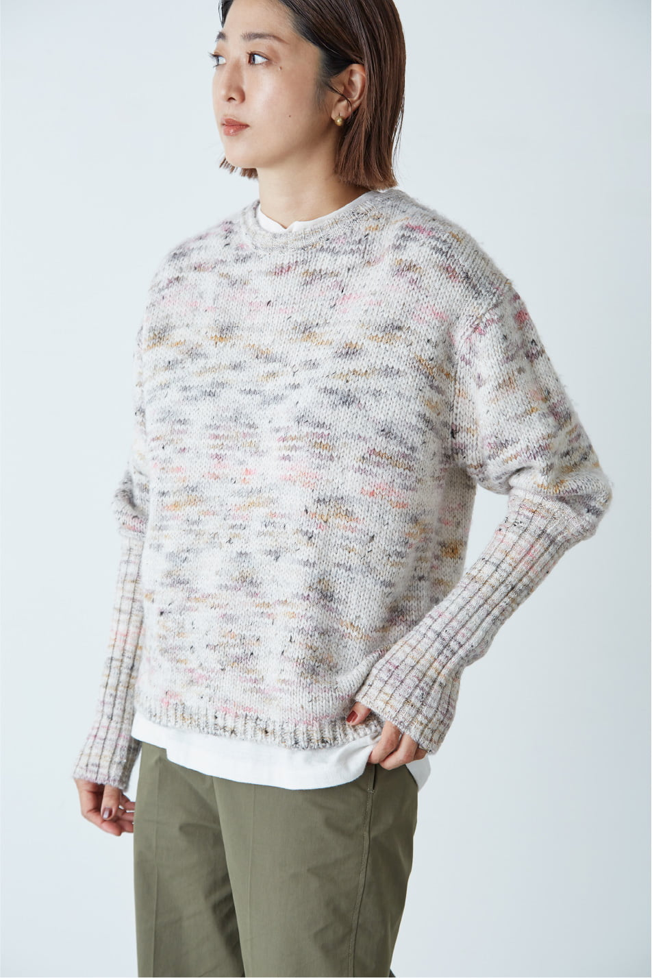 Casual Knit Style
