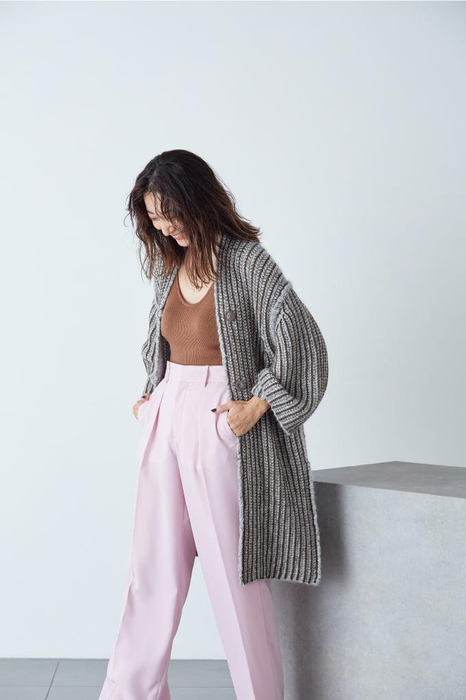 yoko Hayashi: Pale Pink Pants