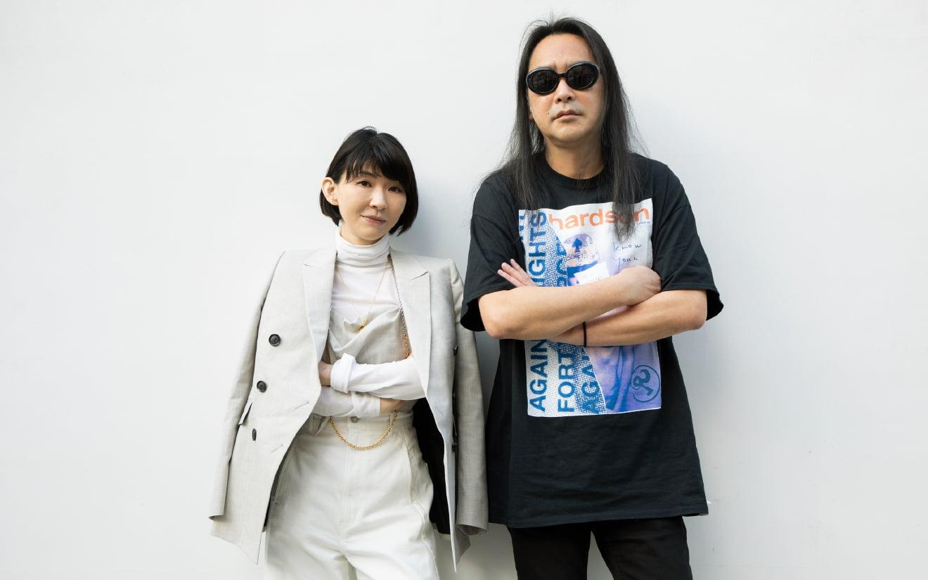 CROSS TALK with Tsuyoshi Noguchi