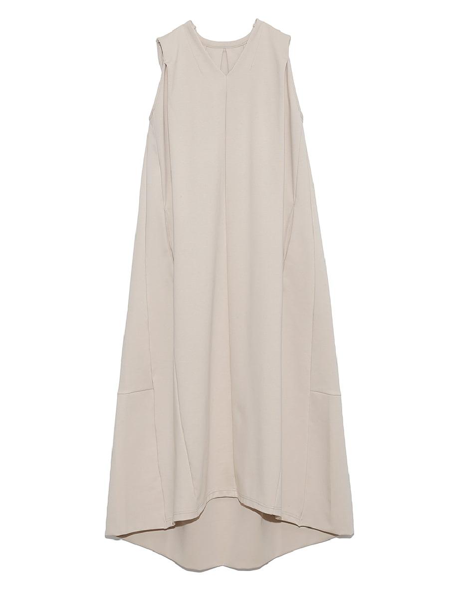 Volume Cocoon Dress