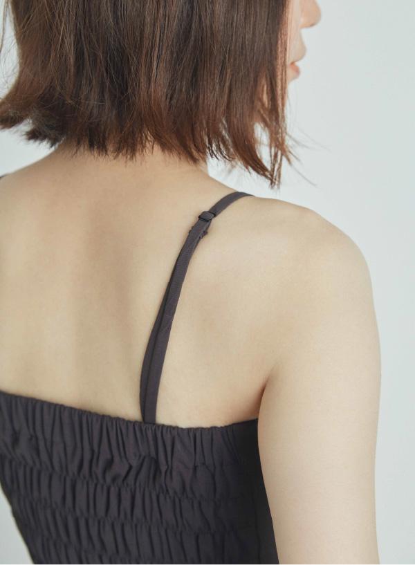 肩紐の調節が可能!
